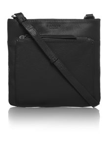 Richmond black small crossbody bag