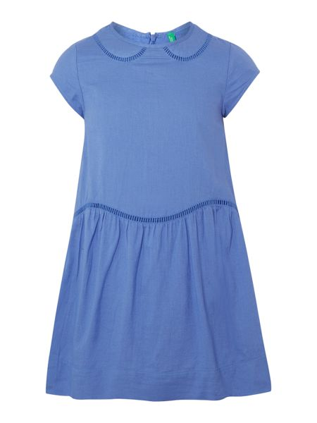 Benetton Girls smock dress