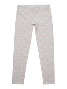 Benetton Girls spot leggings