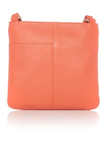 Richmond orange small crossbody bag