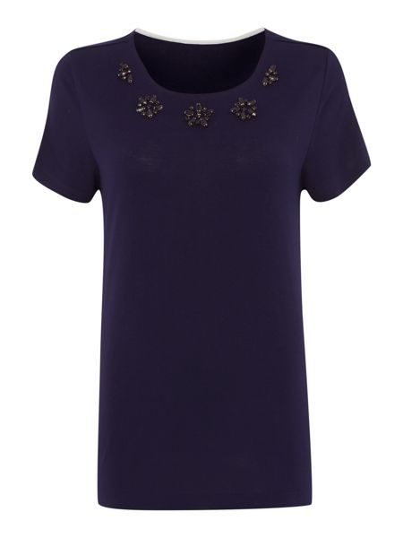 Dickins & Jones Embellished top