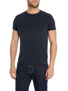 Knitted Cotton T Shirt