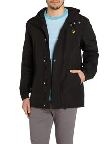 Casua Hooded Full Zip Jacket