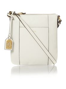 Aiden white small cross body