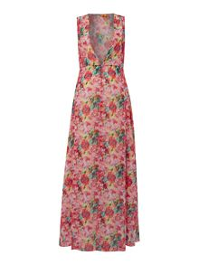Lipsy Floral Maxi Coverup
