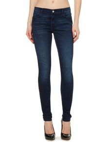 Super skinny jean in active indigo