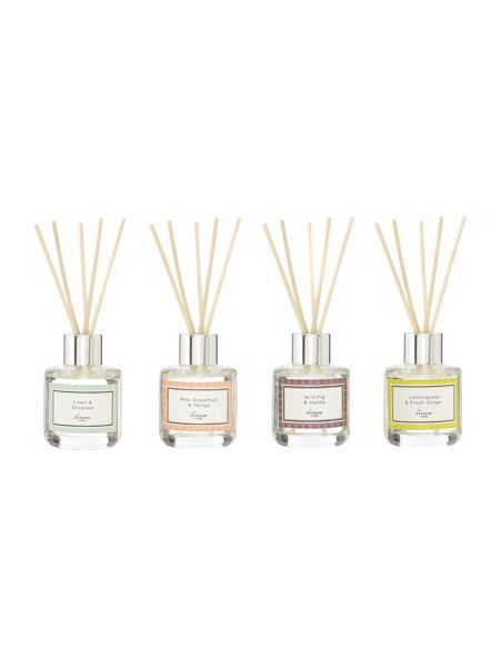 Linea Set of 4 Mini Diffusers