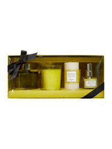 Lemongrass & Ginger Luxury Gift Set