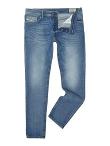 Tepphar 665H Light Wash Mid Rise Jeans