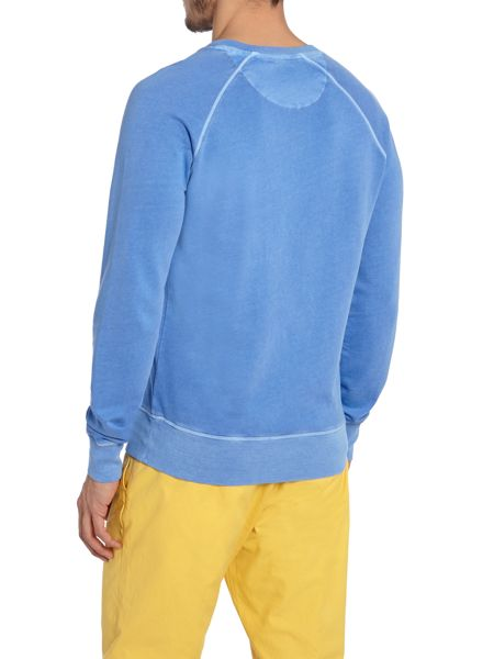 Gant Sunbleached Crew-Neck Sweatshirt