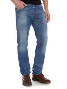 Diesel Buster 839C Slim Tapered Fit Jeans