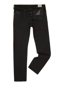 Diesel Buster 886Z Slim Tapered Fit Stretch Jeans