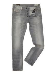 Tepphar 839N Coloured Wash Mid Rise Jeans