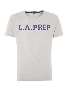 Gant Regular Fit La Prep Logo T-Shirt