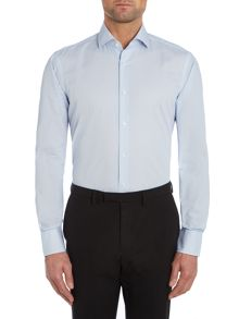 Hugo Boss Gordon Slim Fit Geometric Dot Shirt