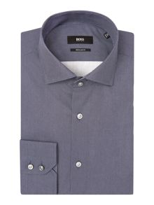 Hugo Boss Gordon Regular Fit Geometric Dot Shirt