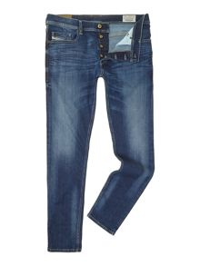Tepphar 839 Medium Wash Mid Rise Jeans
