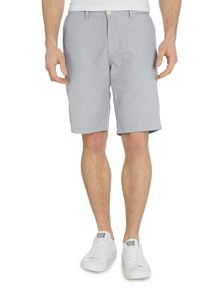 Hugo Boss Pinstripe Cotton Shorts