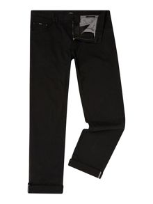 Tapered Fit 5 Pkt Trouser