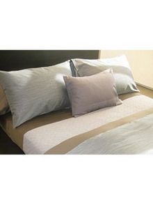 Calvin Klein Etched Admiral square pillowcase