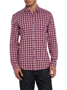 Oxford Shirt In Check
