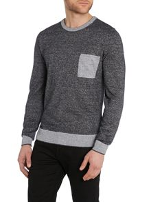 Lonero Cotton Linen Blend Jumper
