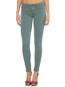 Legging skinny jean in sage cliff