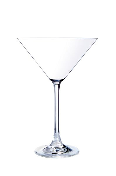 Linea Martini glasses set of four