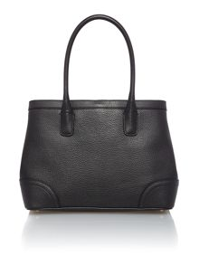 Fairfield black cross body tote bag