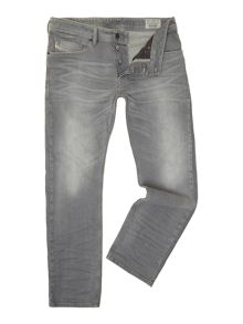 Waykee 839N Light Wash Mid Rise Jeans