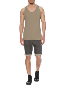 Label Lab Band Scoop Vest