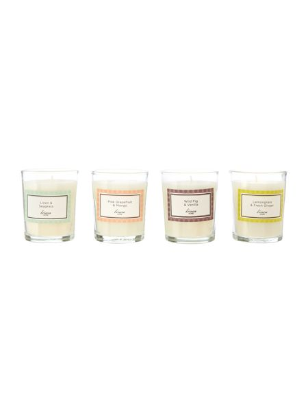 Linea Votives set of 4