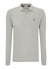 Original Penguin Plain Polo Slim Fit Polo Shirt