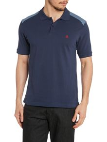 Slim Fit Graphic Polo Shirt