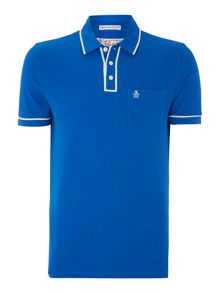 Plain Polo Shirt Slim Fit