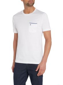 Plain Crew Neck T-Shirt Regular Fit