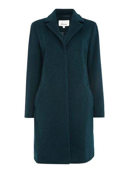 Linea Revere collar coat