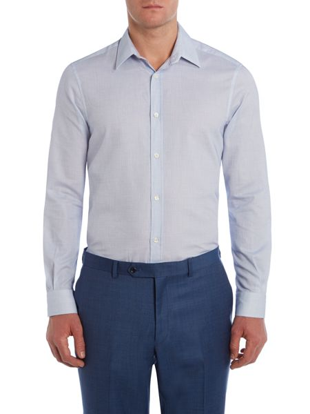 Corsivo Durante Embellished Tailored Fit Shirt