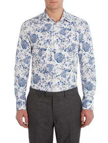 Carston Floral Print Shirt