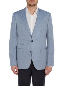 Butch-T Regular Fit Textured Jacket