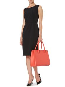 Jane tailored shift dress