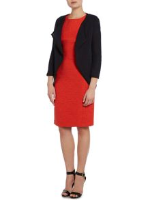 Tara Jarmon Waterfall knit jacket