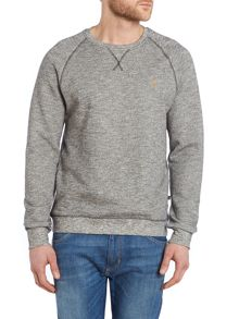 Jared plain Crew Neck Sweatshirt