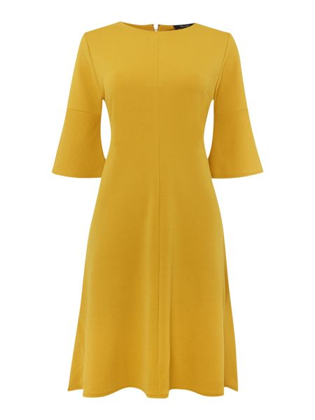 Therapy Bell sleeve shift dress