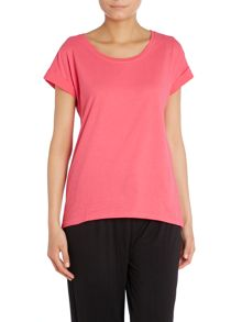Therapy 2-Pack Pink Tee and Auqa Vest Set