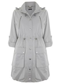 Pearl Padded Parka