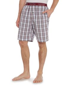 Hayden Plaid Nightwear Short