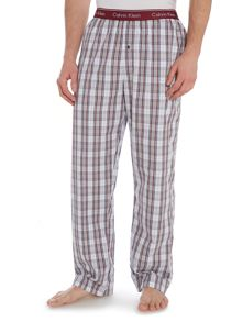 Hayden Plaid Nightwear Pant