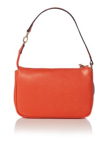 Red small shoulder bag