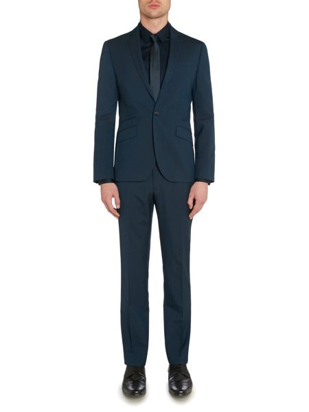 Kenneth Cole Preston Slim Fit Suit Trousers